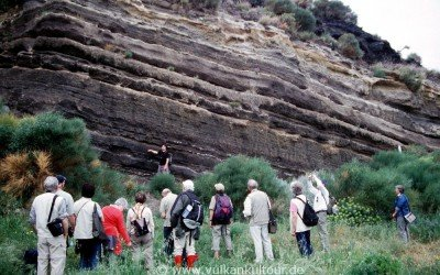 Geologiestunde auf Stromboli
