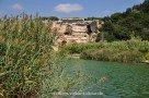 Lago d'Averno mit Apollotempel