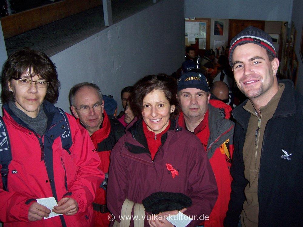 Ätna Trekking 2007