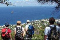 Stromboli - Panoramahöhenweg