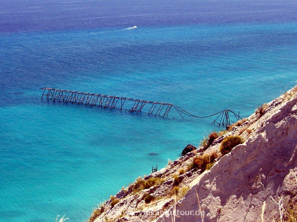 Lipari Ostküste