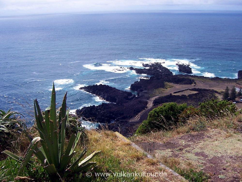 Ponta da Ferraria - der westlichste Punkt São Miguels