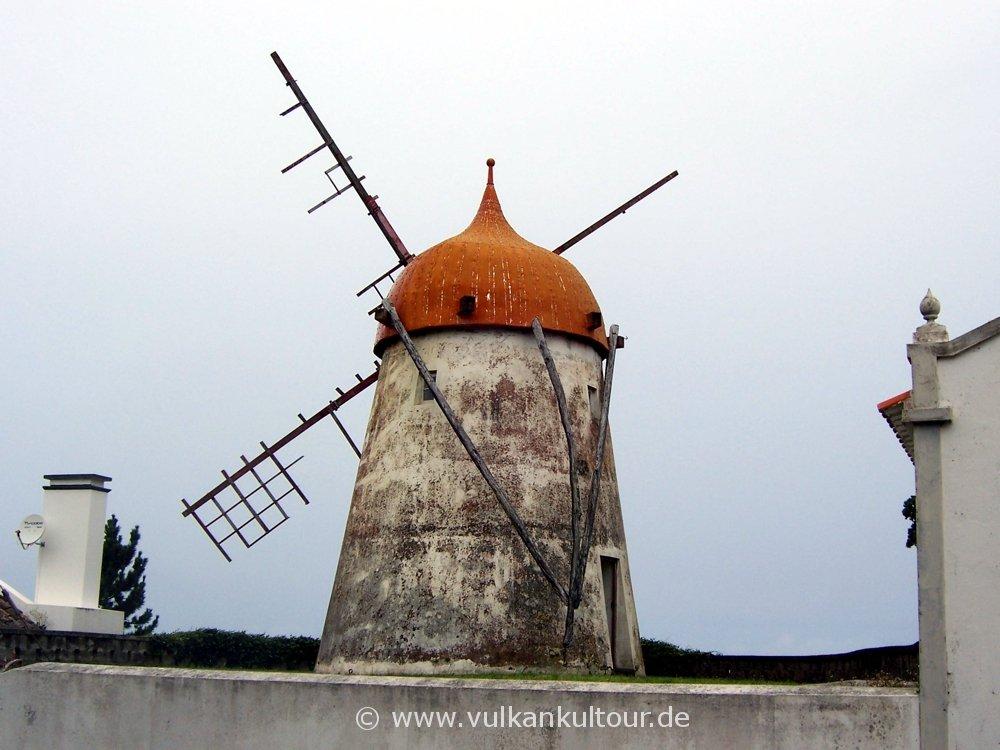 Alte Windmühle von Remédios