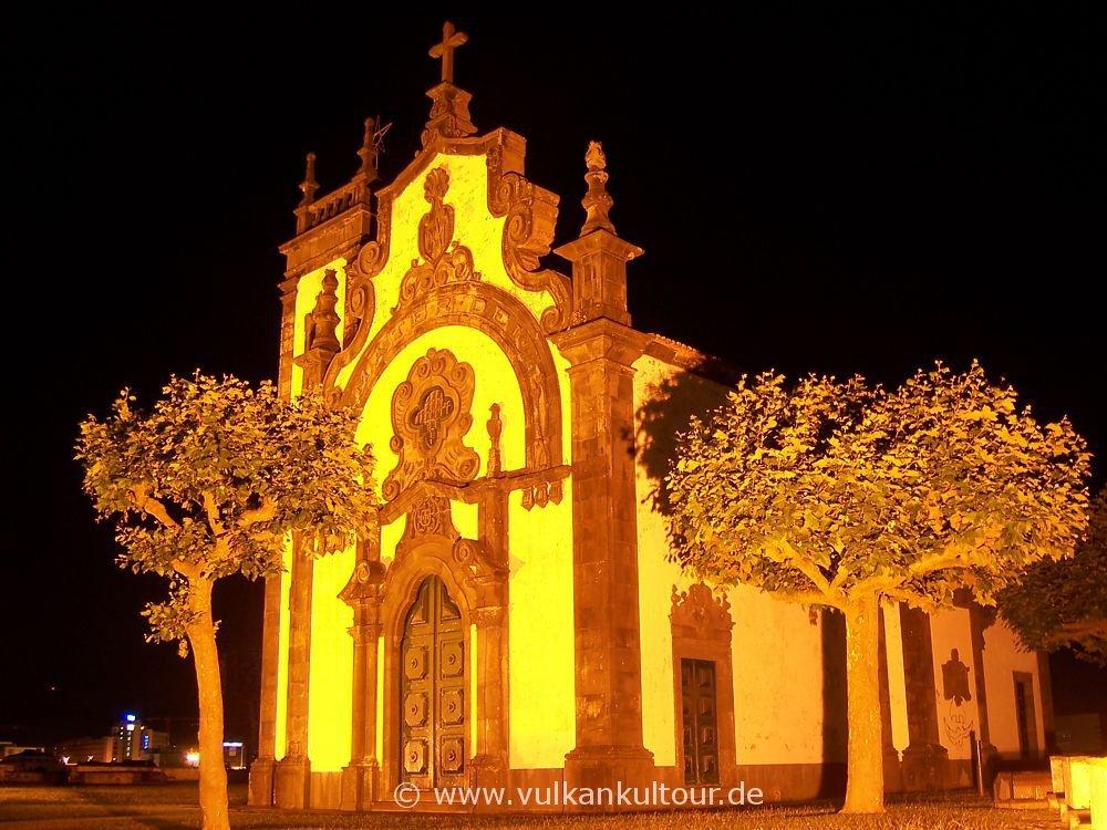 Kirche Mãe de Deus in Ponta Delgada