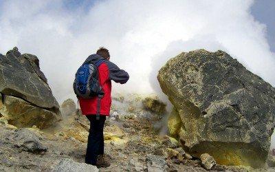Vulcano - Vulkan pur