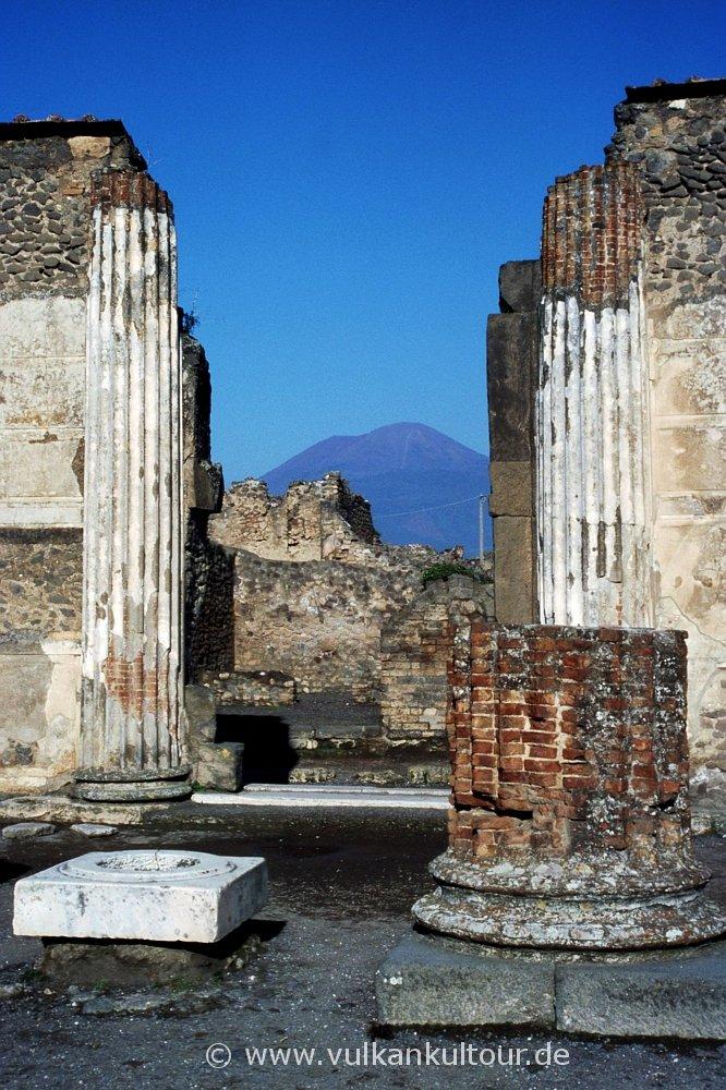 Pompeji Forum