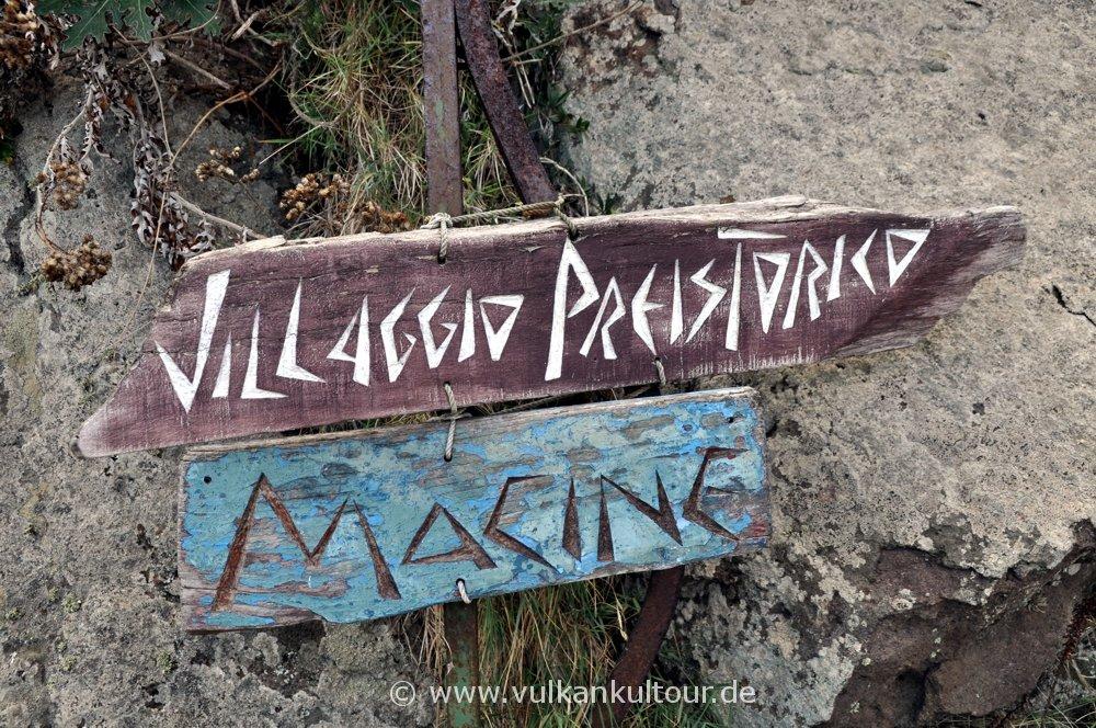 Filicudi - Wanderung zum Capo Graziano