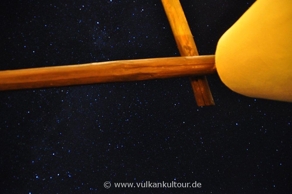 Sternenhimmel über Filicudi