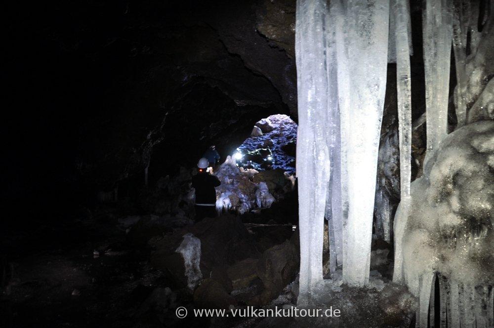 Grotta del Gelo - Etna Nord