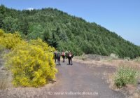 Wanderung im Naturpark Ätna