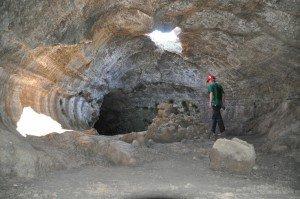 Ätna - Grotta dei Lamponi