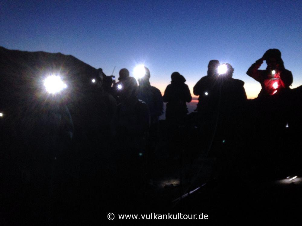 Abstieg vom Stromboli