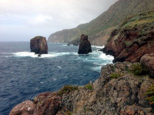 Lipari Westküste (Punta Palmeto)