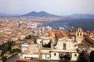 Blick vom Vomero über Neapel