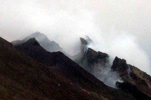 Stromboli Gipfelkrater