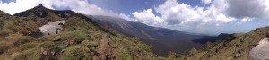 Valle del Bove Panorama (Ätna)