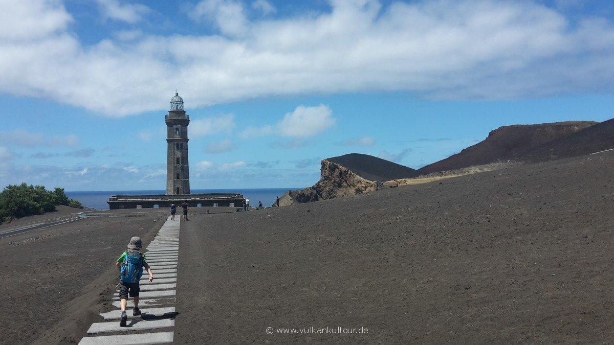 20160811 Azoren Leuchtturm Capelinhos
