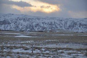 Weiches arktisches Winterlicht - unbeschreiblich!