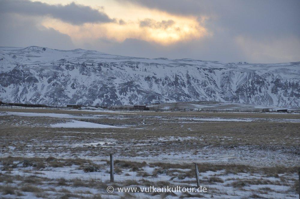 Weißes arktisches Winterlicht - unbeschreiblich!