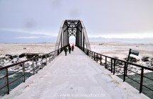 Alte Ringstraßenbrücke über die þjorsá