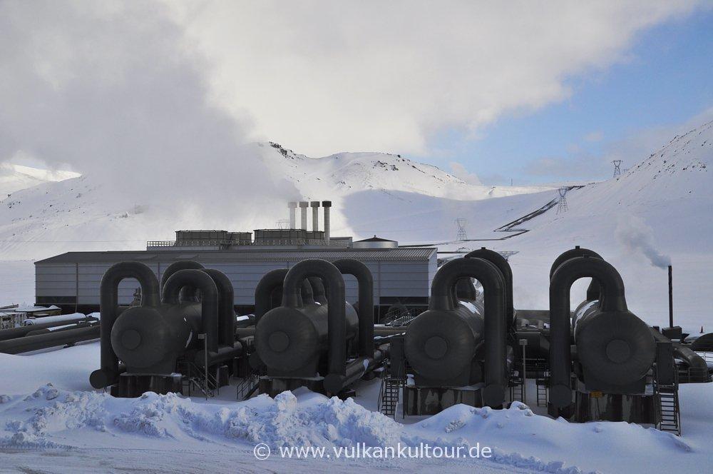 Geothermalkraftwerk Hellisheiðarvirkjun