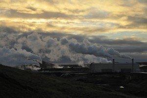 Geothermalkraftwerk Reykjanesvirkjun