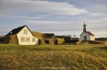 Museumgehöft Keldur - Islands ältester noch bestehender Bauernhof