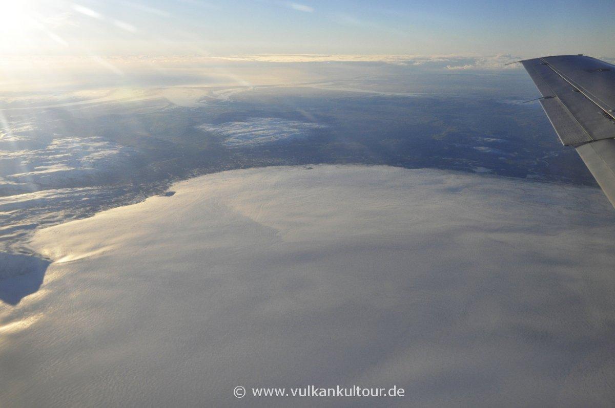 Westliches Ende des Vatnajökull