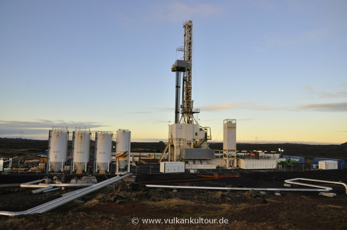 IDDP - Iceland Deep Drilling Project