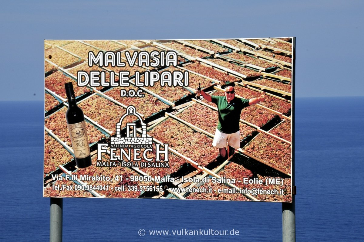 Weingut Fenech auf Salina (Malfa)