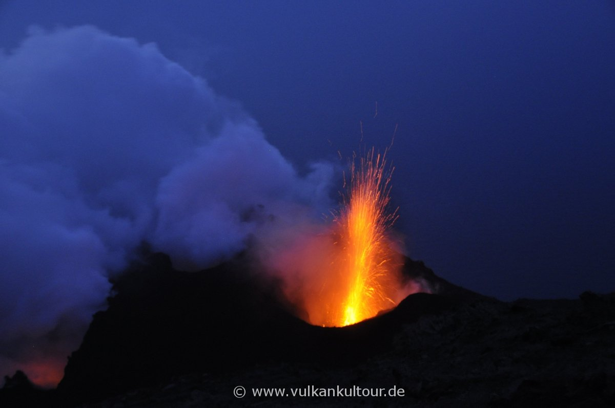 NE-Krater Stromboli