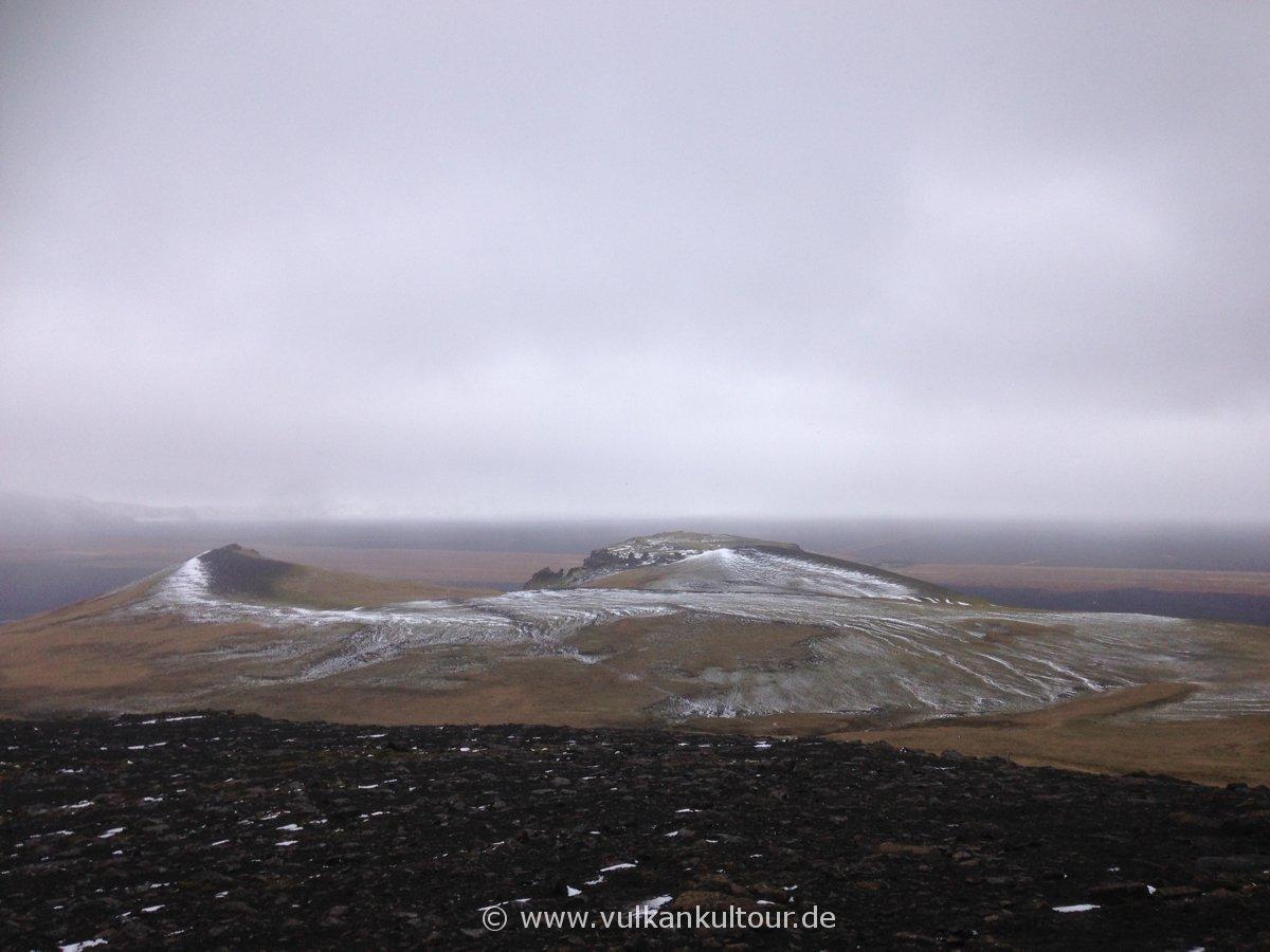 Auf dem Hjörleifshöfðdi