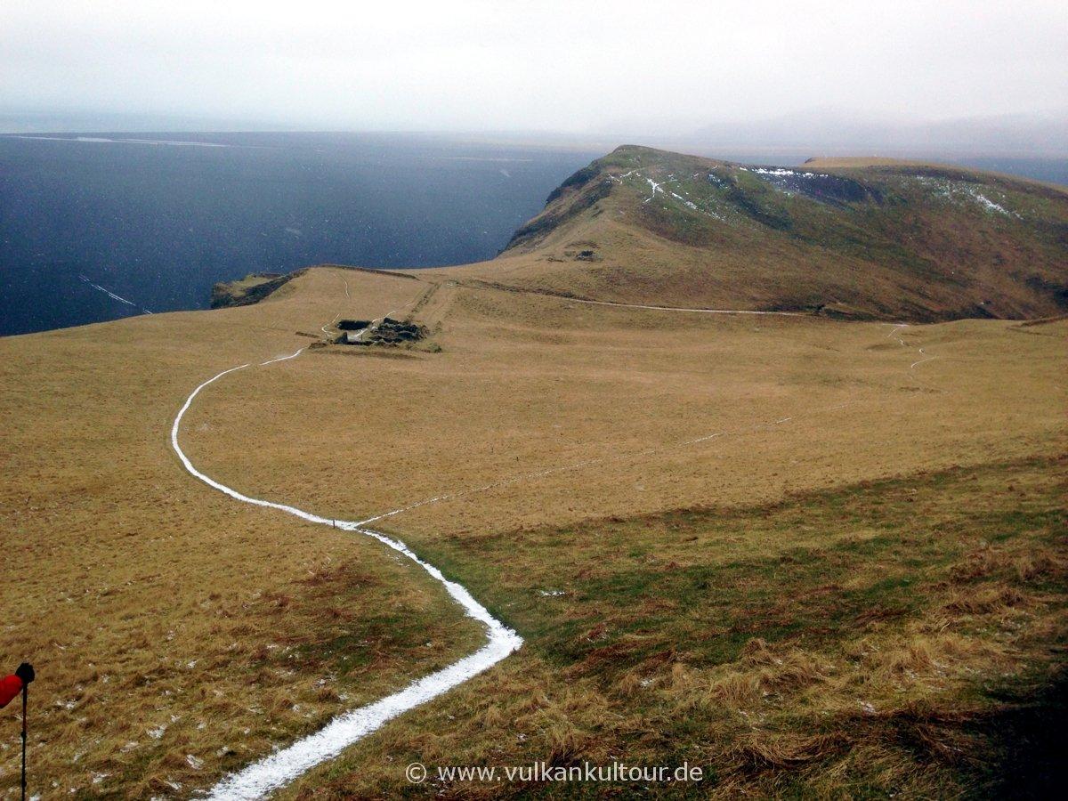 Toller Wanderweg! (Hjörleifshöfðdi)