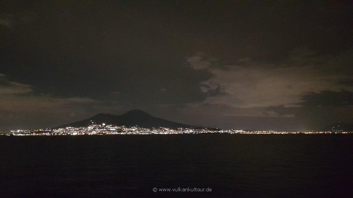Am Vesuv vorbei zum Stromboli