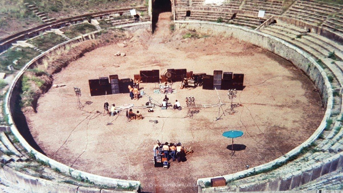 Pink Floyd in Pompeji (1972)