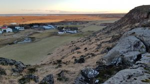 Cora's House & Horses - Blick vom Hausberg auf die Farm