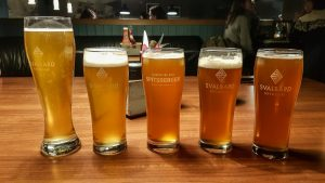 Die nördlichste Brauerei der Welt will getestet sein (Svalbard Bryggeri)