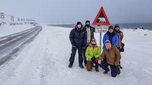 Hocharktis-Expeditionsgruppe