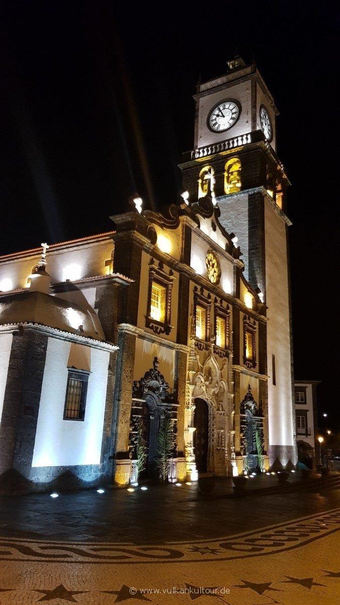 Ponta Delgada - Igreja Matriz de São Sebastião