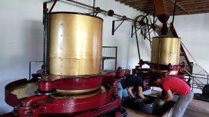 Die alte Teefabrik Gorreana