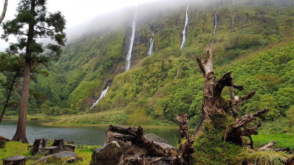 Poço Ribeira do Ferreiro / Alagoinha (Flores) - schönster Fleck der gesamgten Azoren?