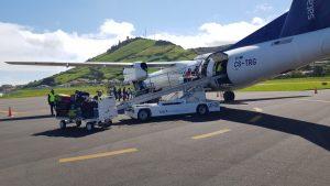 Mit der SATA nach Faial