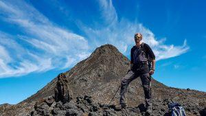 Auf dem Pico (Azoren)