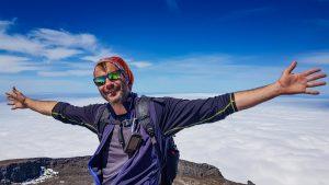 Auf 2351 Metern! (Pico, Azoren, Portugals höchter Gipfel)