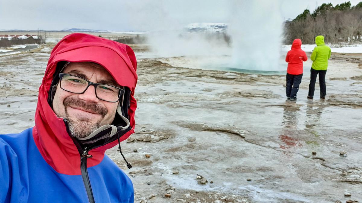 Einsames Island, März 2021