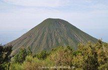 Salina - Blick auf den Monte dei porri