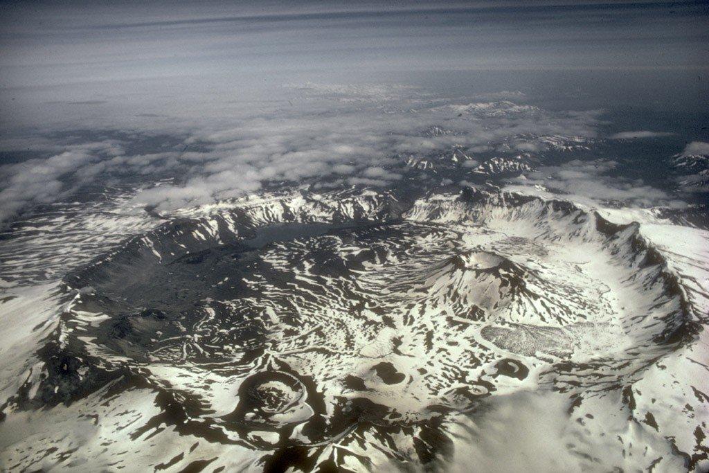 Aniakchak Caldera, Alaska (Bildquelle: Wikimedia Commons)
