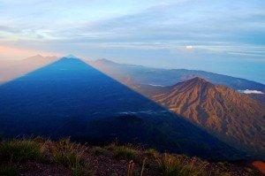 Ausblick vom Gunung Agung