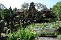 Tempelanlage in Ubud