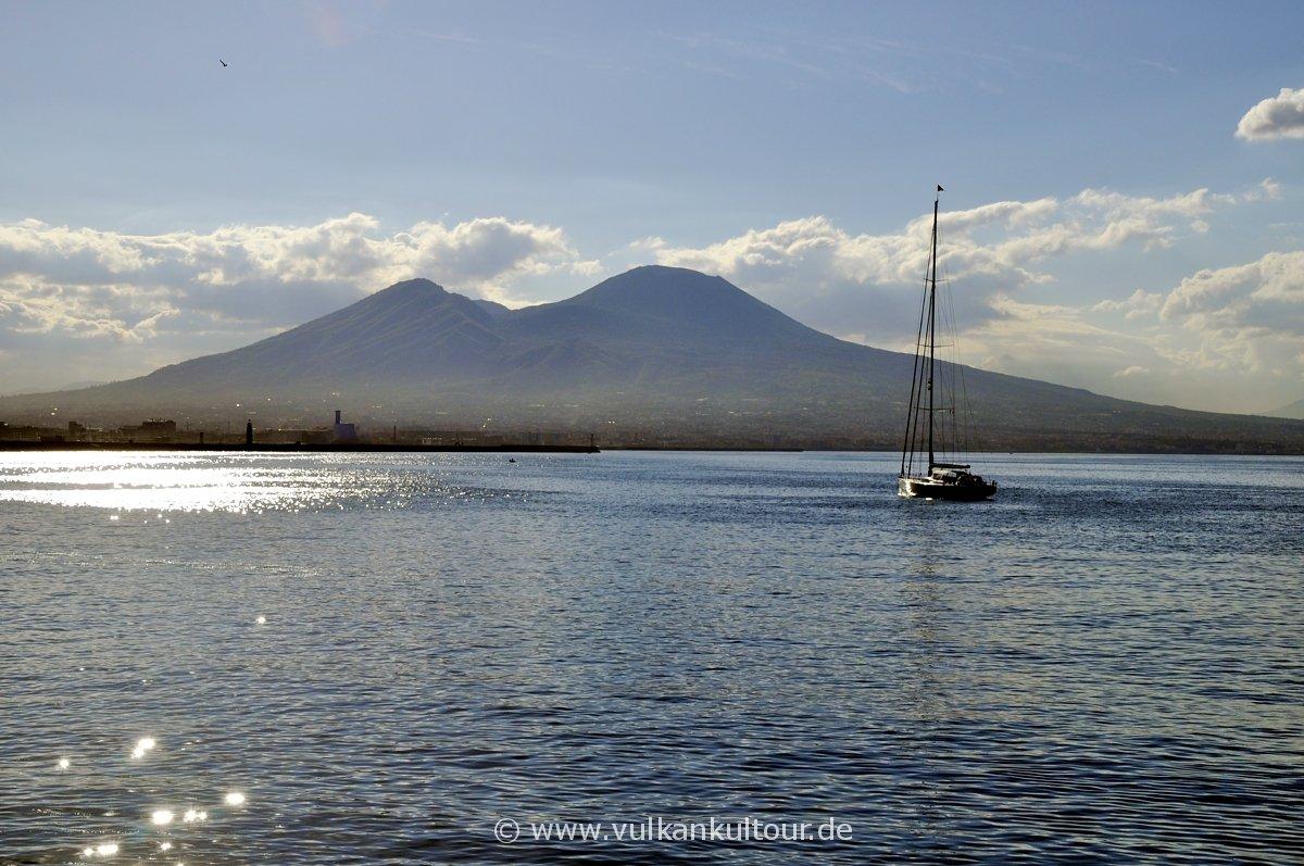 Sehnsuchtsort Golf von Neapel